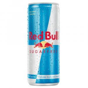 Red Bull Sugarfree, Energy Drink