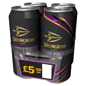 Strongbow Dark Fruits PM £5.50
