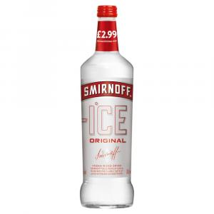 Smirnoff Ice PM £2.99