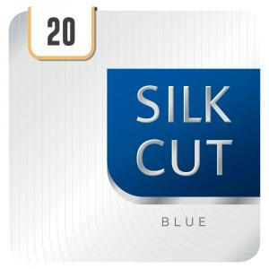 Silk Cut Blue - Half Outer