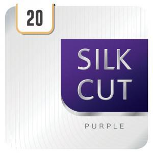 Silk Cut Purple - Half Outer
