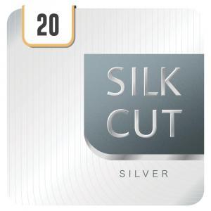 Silk Cut Silver - Half Outer
