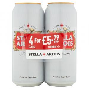 Stella Artois English PM £5.79