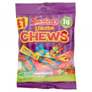Swizzels Loadsa Chews PM £1
