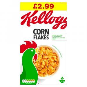 Kelloggs Corn Flakes   PM  £2.99