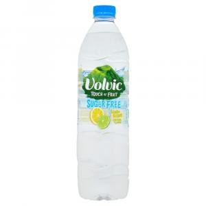 Volvic Touch of Fruit Lemon & Lime sugar free