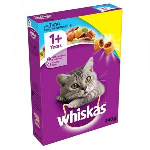 Whiskas Dry Tuna PM £1.19