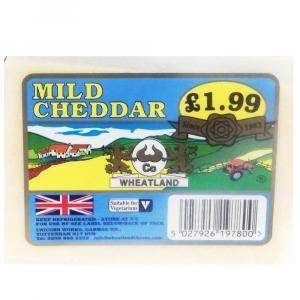 Wheatland Mild Cheddar PM £1.99