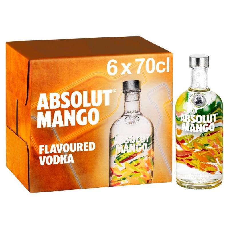 absolut mango vodka