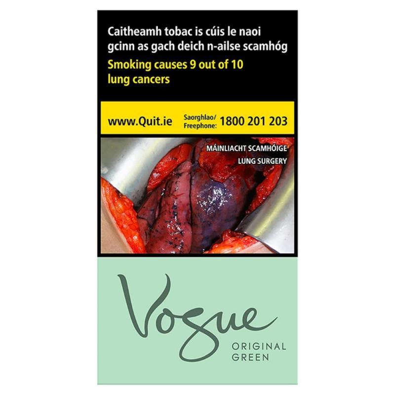 b08d9b812c3b1 Vogue Original Green - Half Outer